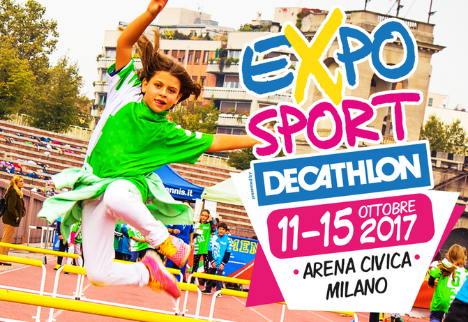 Atletica Segrate all'Expo per lo Sport!