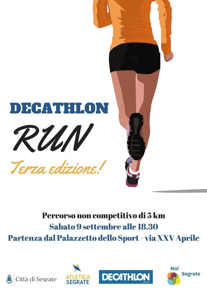 Decathlon Run: I tecnici di Atletica Segrate al servizio dei Runners!