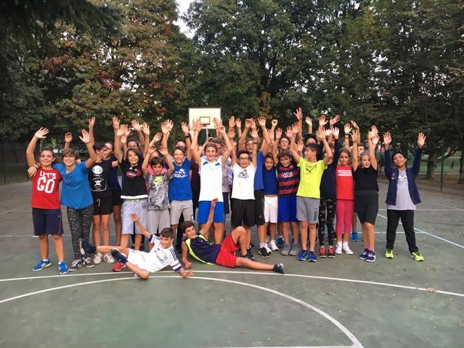Al via il progetto di atletica promosso dalla Run for School alla Scuola Sabin.