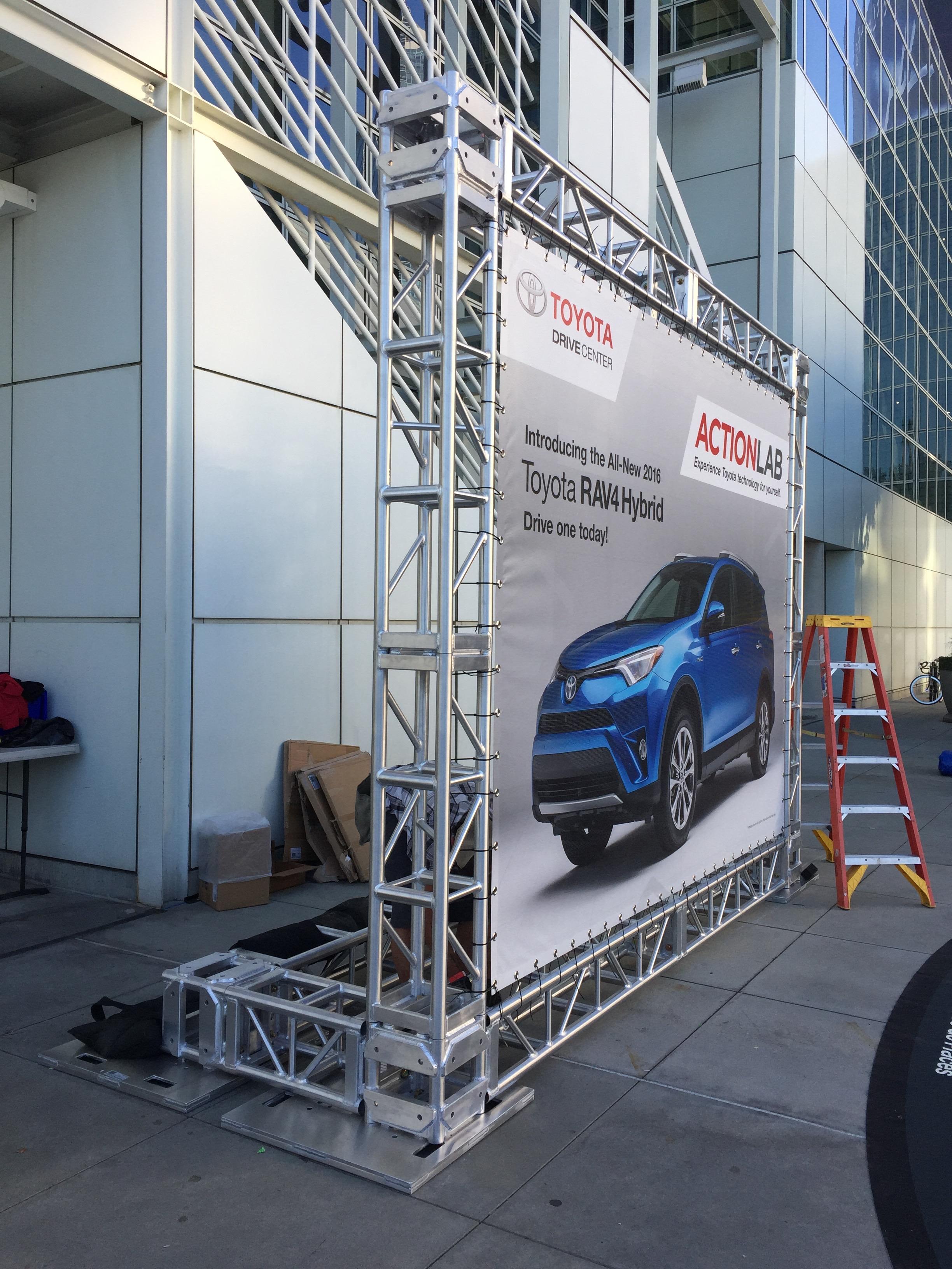 Toyota LA Car Show