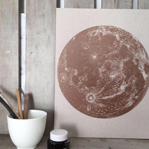 Copper Moon Map
