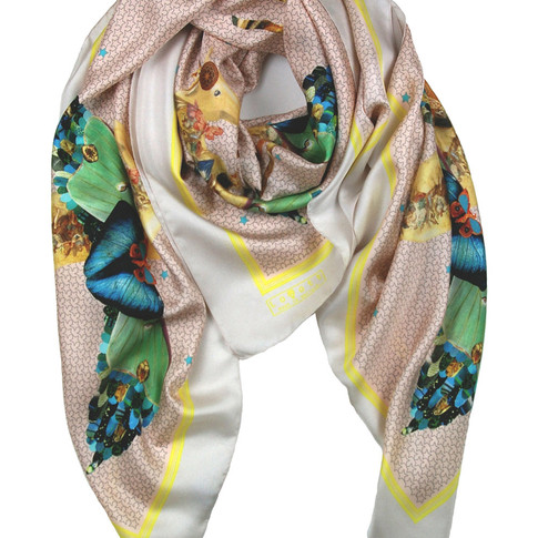 Horse- fly scarf