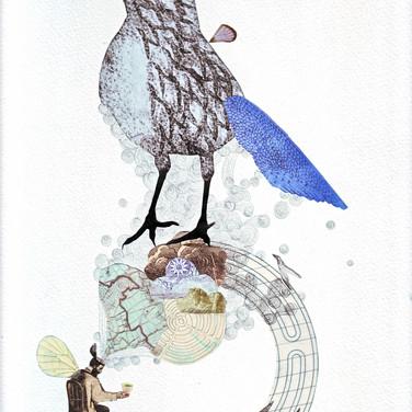 Daydream original artwork