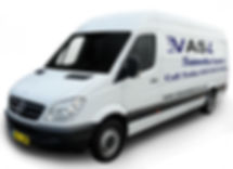 Value Add Sameday Logistics van