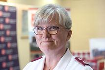 Salvation Army's executive director leav