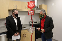 Salvation Army sets $220K campaign goal.