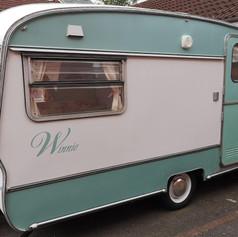 Caravan Partial Wrap