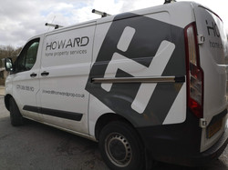 Howard Custom Van