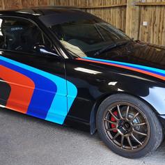 BMW 330 Track Car