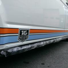 TAG T6 Stripes