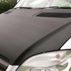 Carbon Bonnet Wrap