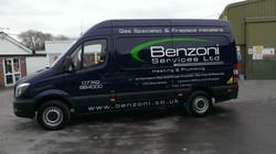 Benzoni Sprinter
