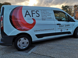AFS Connect Van