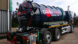 Draintech Tanker