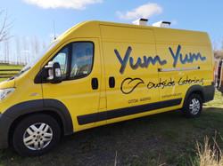 Yum Yum Citroen Van