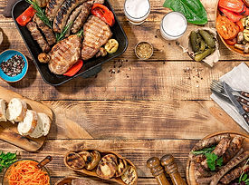 bread-meat-bbq-vegetables-wallpaper-prev