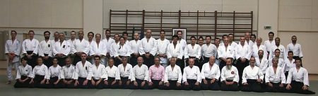 Pablo Duran Aikido stagio federatívo