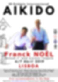 Aikido Lisboa | Estágio Frenack Noël 2019