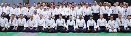 Pablo Durán aikido curso Valencia