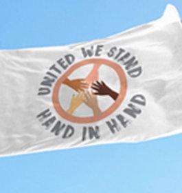 Large Nylon Flag