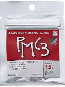 15g Metal Clay PMC3