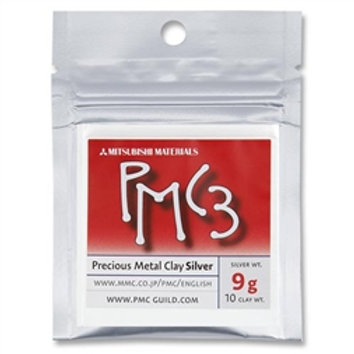 9g Metal Clay PMC3