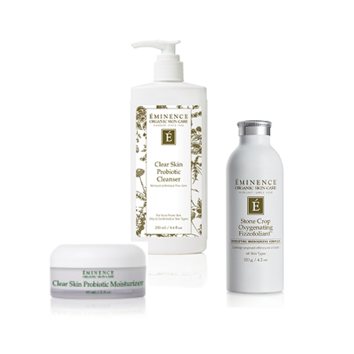 Clear Skin and Acne Essentials Package