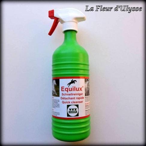 EQUILUX nettoyant pour robe,vaporisateur de 750ml