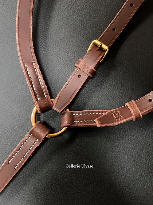 Martingale Traditionnelle Chocolat