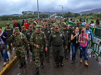 The Latin American Migration Crisis