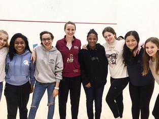 Packer Girl Scout Seminar