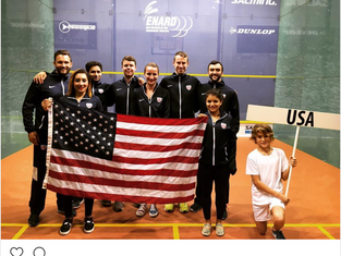 2017 Pan American Championships Squad Announced
