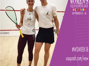Women's Squash Week!