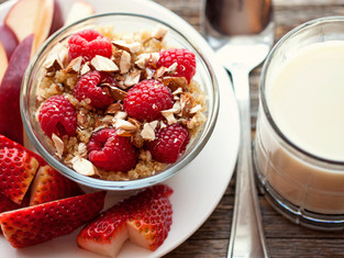 Seeking Suggestions: What do you eat for breakfast?