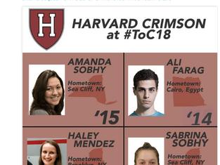 Harvard Squash at the Tournament of Champions