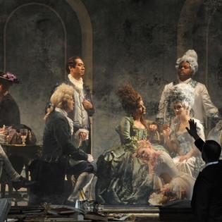 Flamand/ Capriccio (R. Strauss)