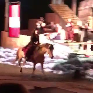 Finale Zigeunerbaron/Sándor Barinkay/Open-Air