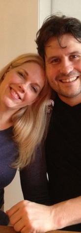 ..my wonderful wife..