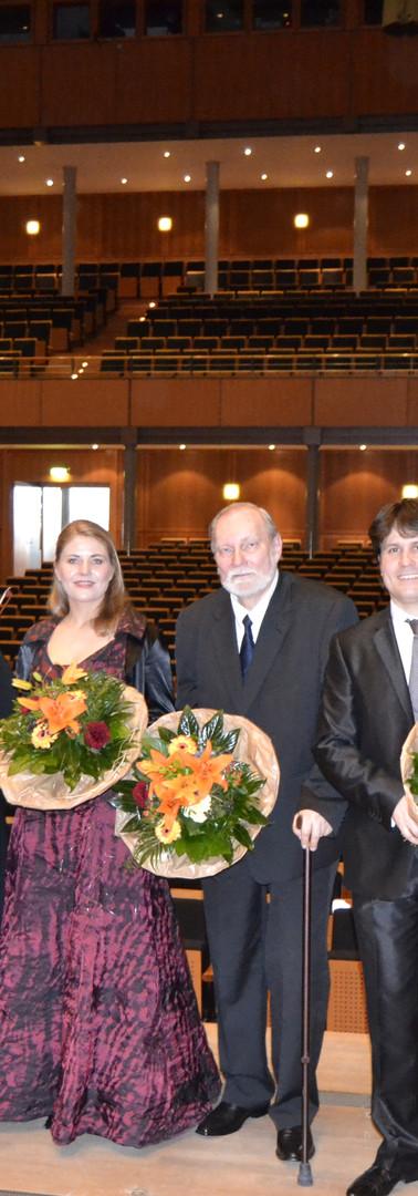 Beethoven/Missa solemnis/Muko Lübeck