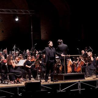 Konzert in Imola/Italien