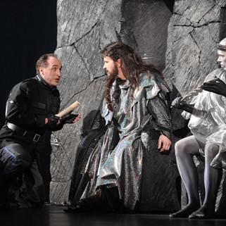 Titelrolle in Idomeneo (W.A. Mozart)