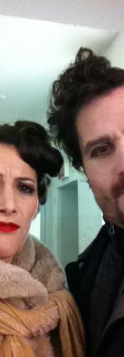 Anne und Daniel confused:)