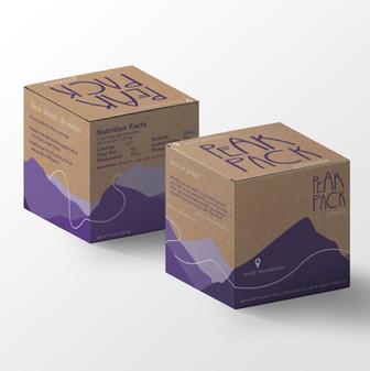Peak Pack Granola