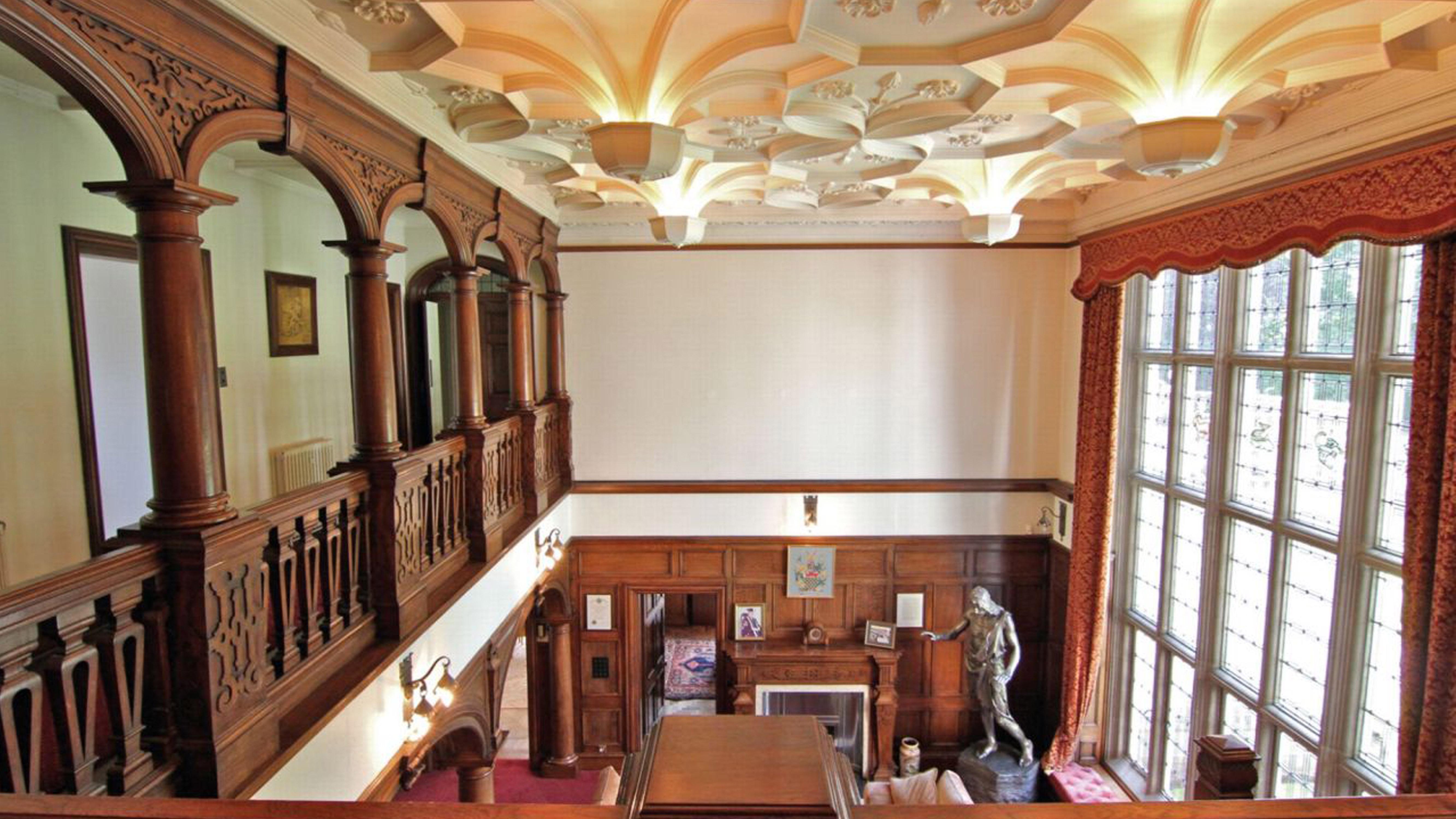 Interior Detailing Preserved