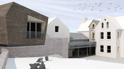 Proposed Timber Clad Addition