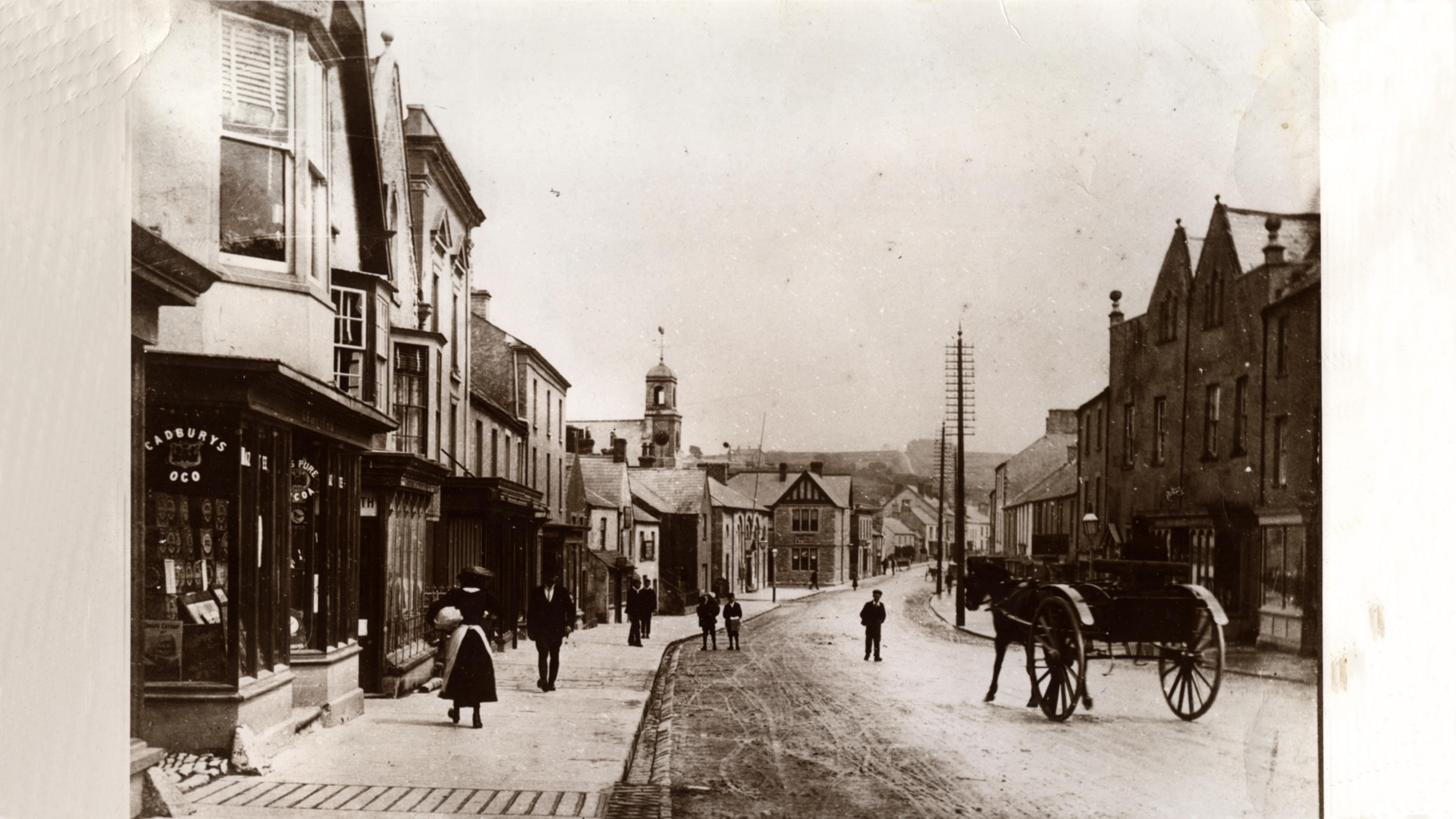Historic Image of 39 High Street