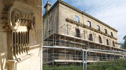 Scaffold Design for the Restoration