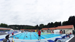 Restored View of the Lido Pool