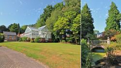 Ty Gwyn Garden Features