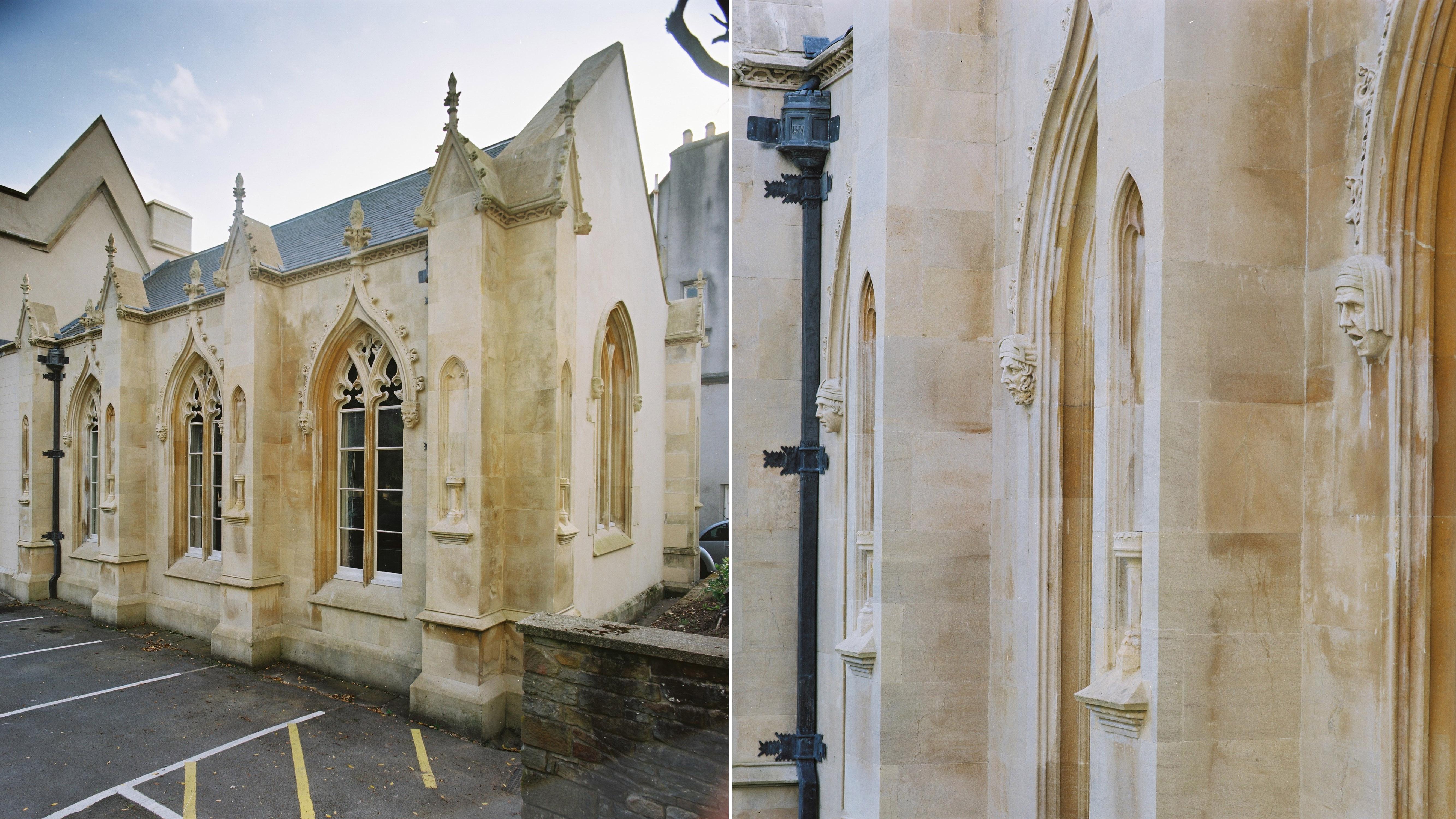 Chapel External Detail